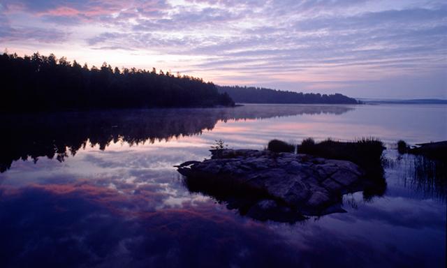 Storefjorden. Foto: Helge Eek